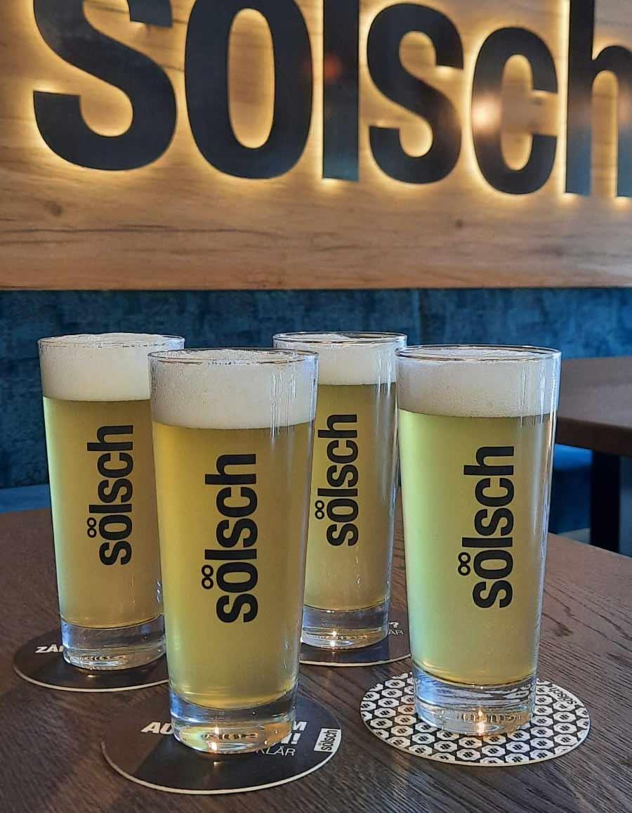 sölsch Bierglas 0,3 lt