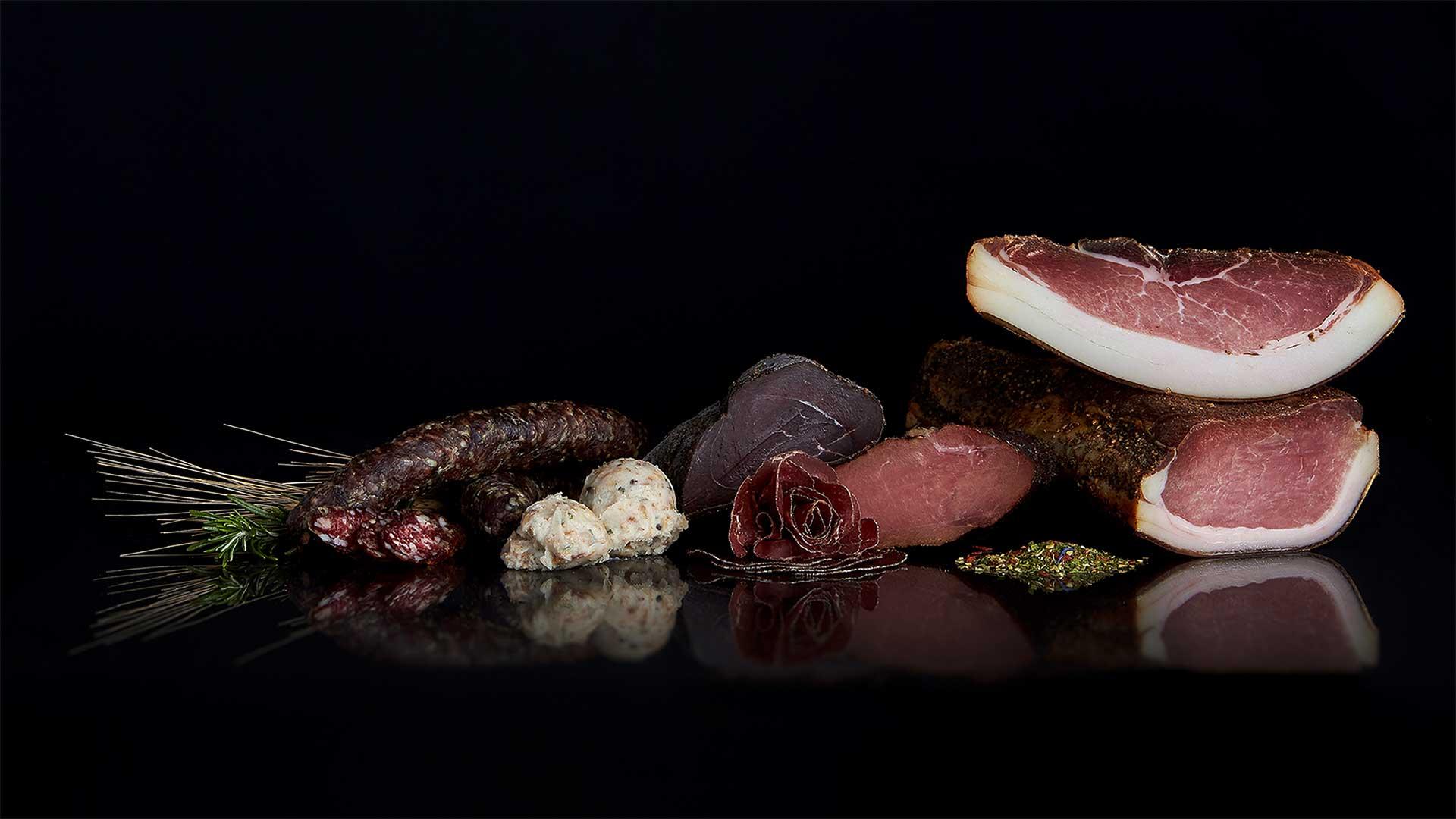 Fleisch und Wurstprodukte